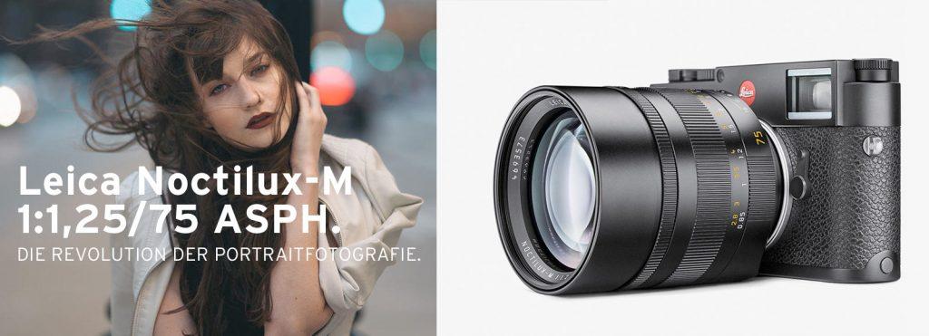 Leica Noctilux-M 1:1,25/75 ASPH.