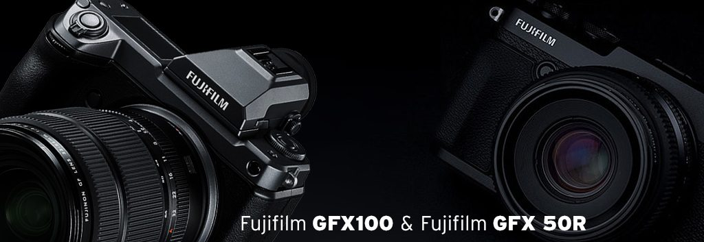 Fujifilm GFX 50R und Fujifilm GFX 100