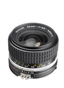 MF Nikkor 28 mm 1:2,8