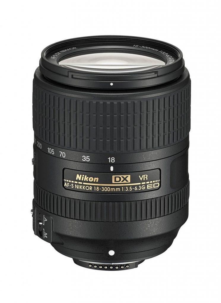 AF-S DX NIKKOR 18–300 mm 1:3,5–6,3G ED VR