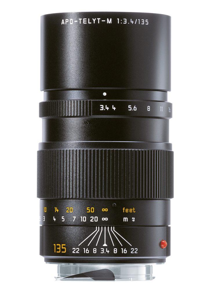 Leica APO-Telyt-M 1:3,4/135 mm