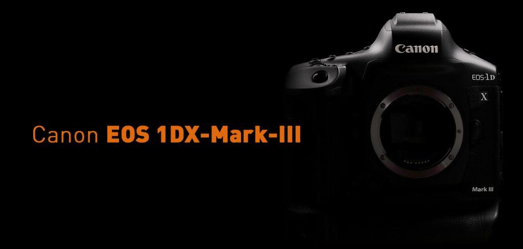 EOS-1D X Mark III -