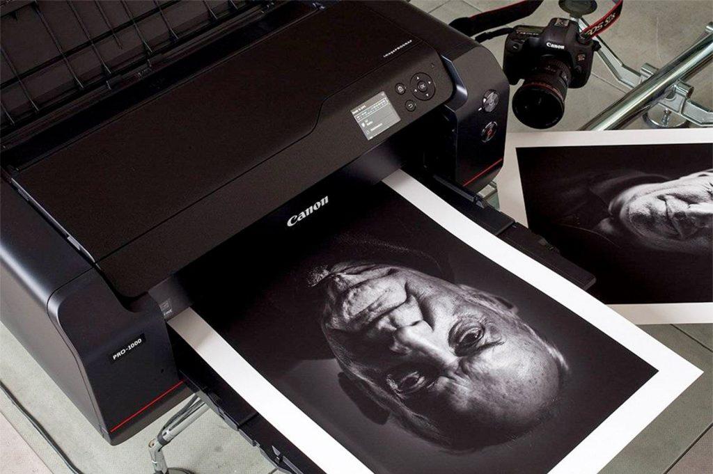 (Canon Drucker Pro-1000)