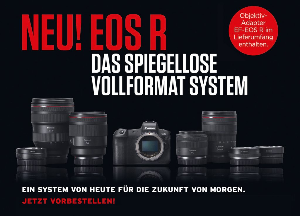 Canon EOS R System -