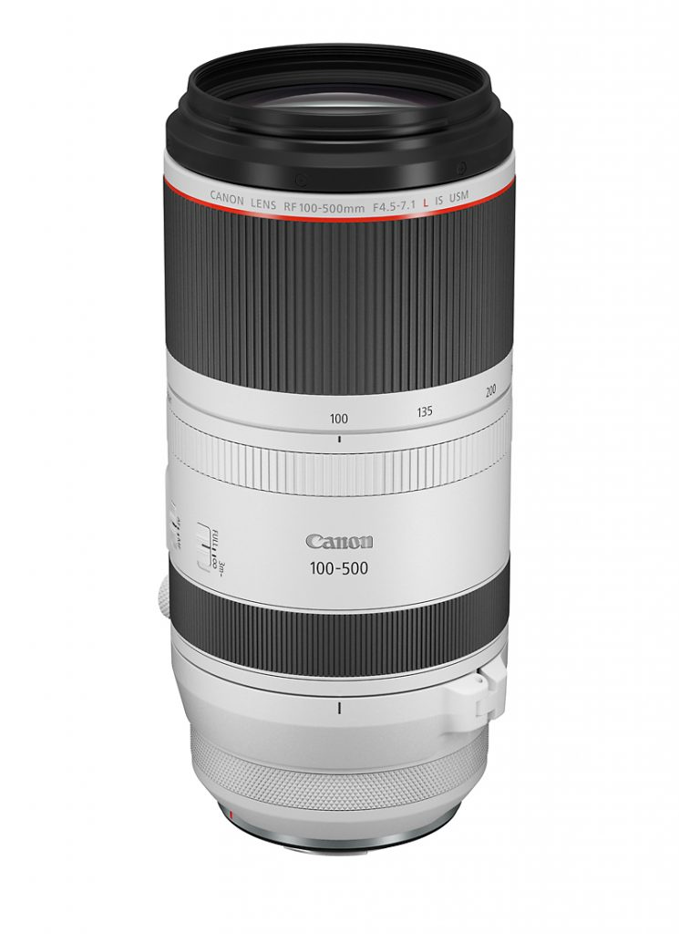 Canon RF 100-500mm F4-7.1L IS USM