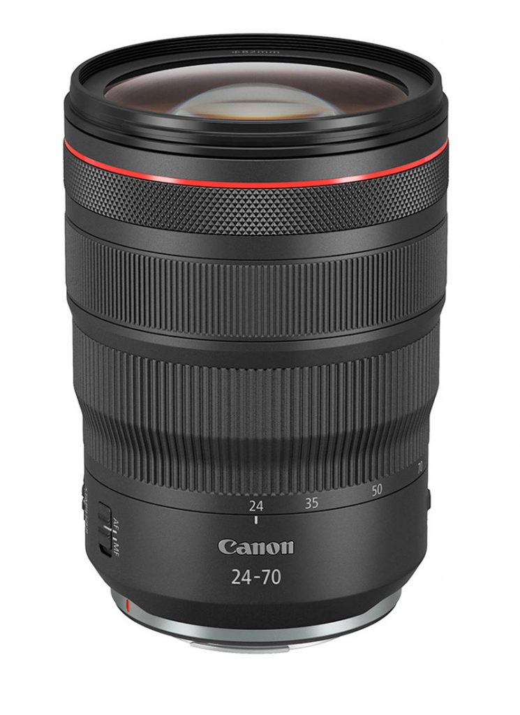 Canon RF 24-70mm F2L USM