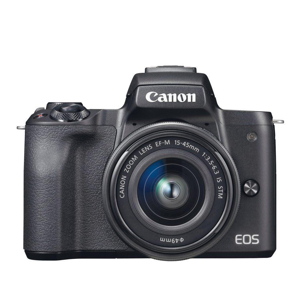 Canon EOS M50 schwarz