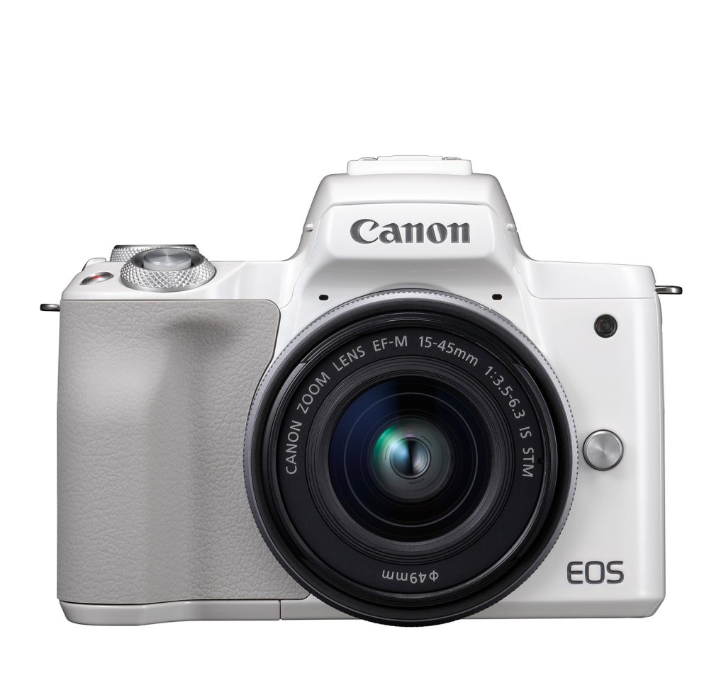 Canon EOS M50 weiss