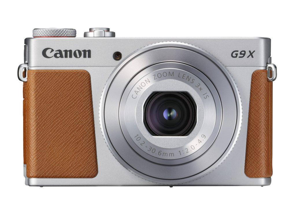 Canon PowerShot G9 X Mark II - silber