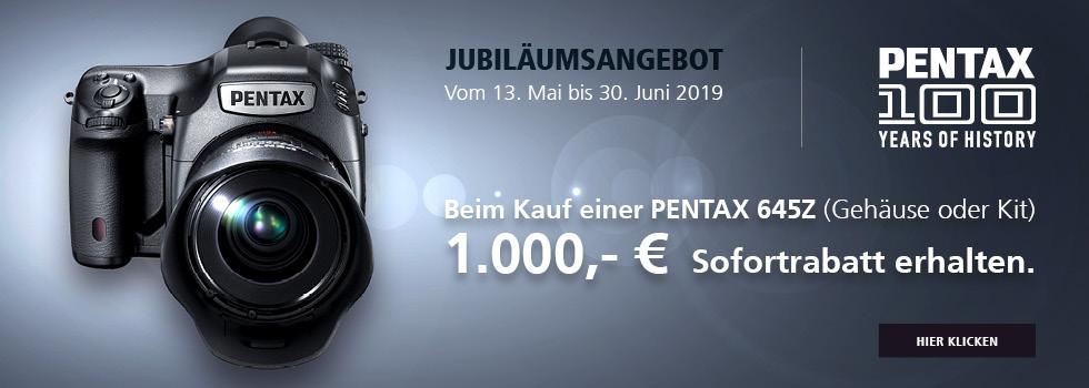 Pentax Jubiläums-Angebot #01