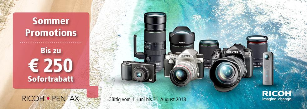 (Pentax Sommer-Aktion 2018)