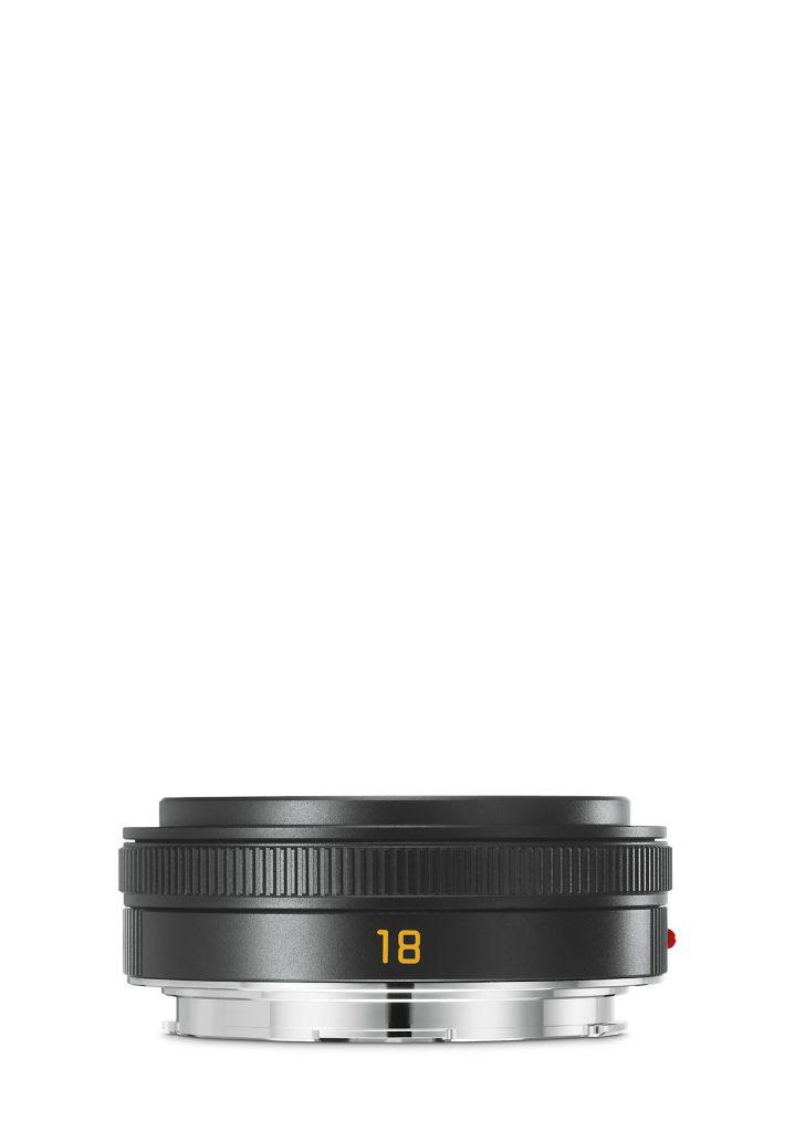 Leica Elmarit-TL 1:2,8/18 ASPH. / black