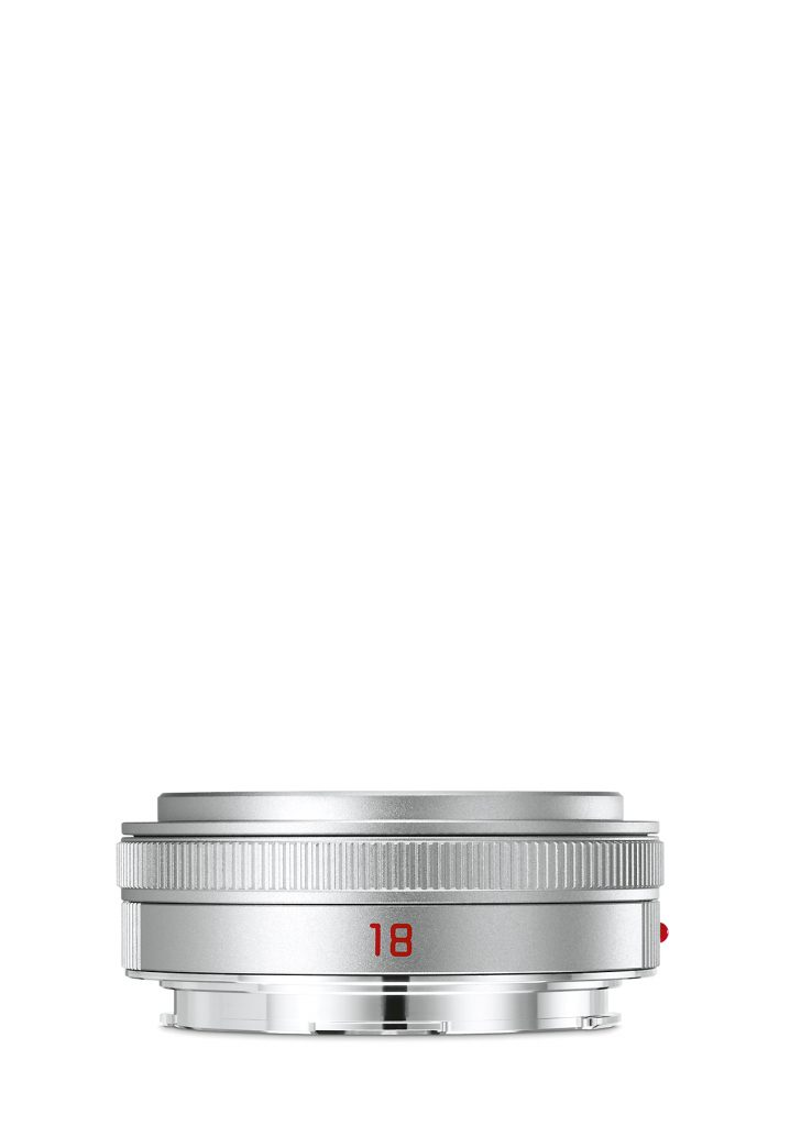 Leica Elmarit-TL 1:2,8/18 ASPH. / silver