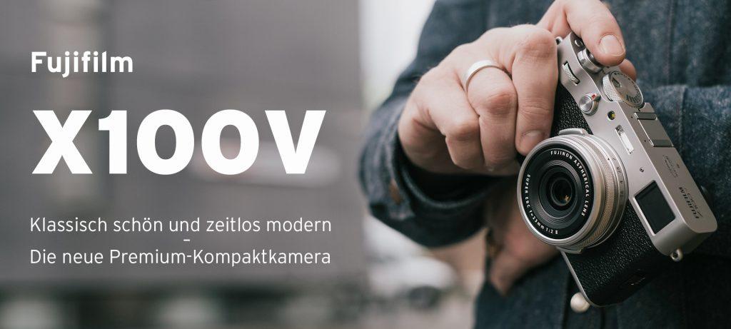 -------Fujifilm X100V