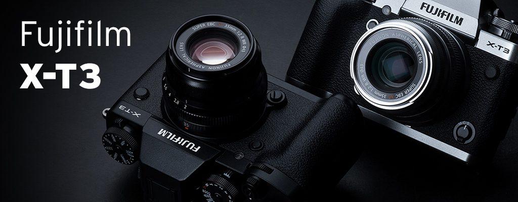 Die neue Fuji X-T3