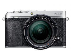 Fujifilm X-E3 Silber