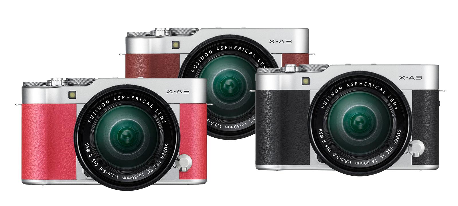 Fuji Lichtblick Fujifilm X T100 Body Xf35mm F2 Black Kamera Mirrorless A3