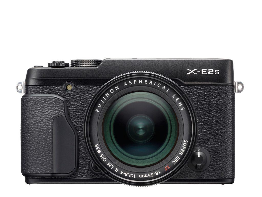 Fujifilm X-E2S Schwarz