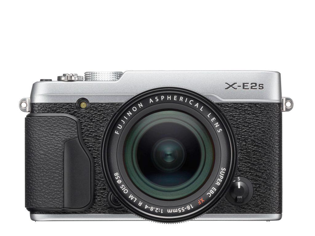 Fujifilm X-E2S Silber