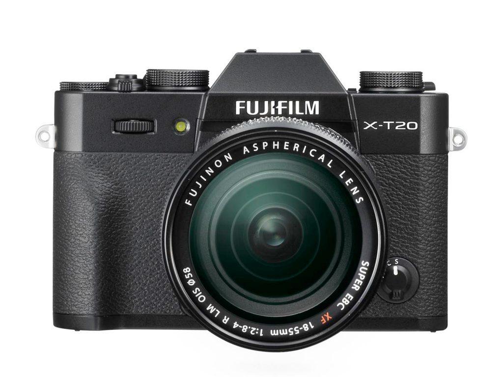 Fujifilm X-T20 Schwarz