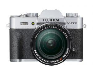 Fujifilm X-T20 Silber