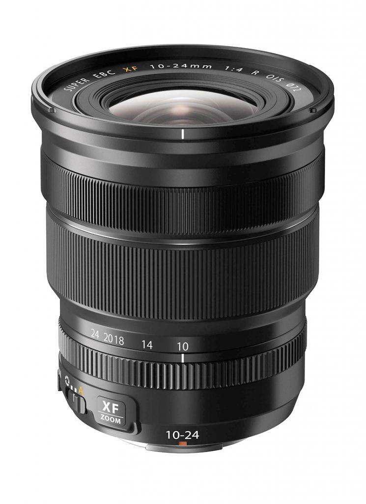 Fujinon XF 10-24mm f/4 R OIS