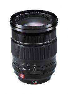 Fujinon XF 16-55mm f/2.8 R LM WR
