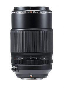Fujinon XF 80 mm f/2.8 R LM OIS WR Macro