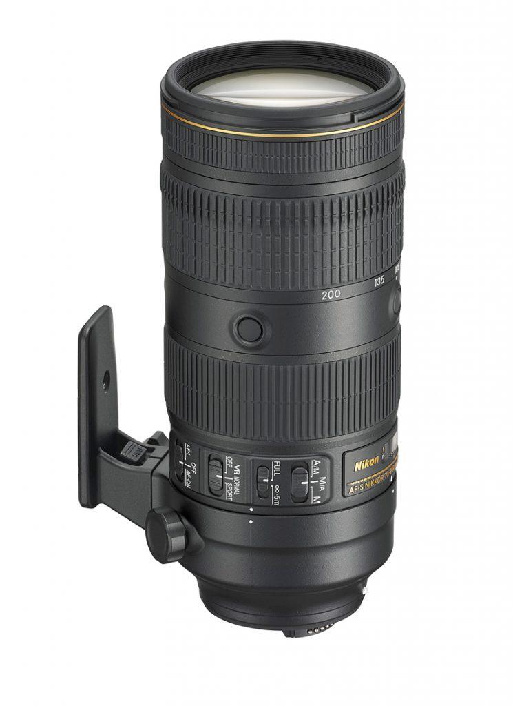 AF-S NIKKOR 70–200 mm 1:2,8E FL ED VR