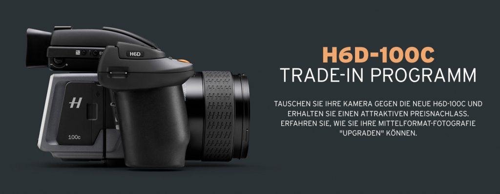H6D-100c TRADE-IN PROGRAMM
