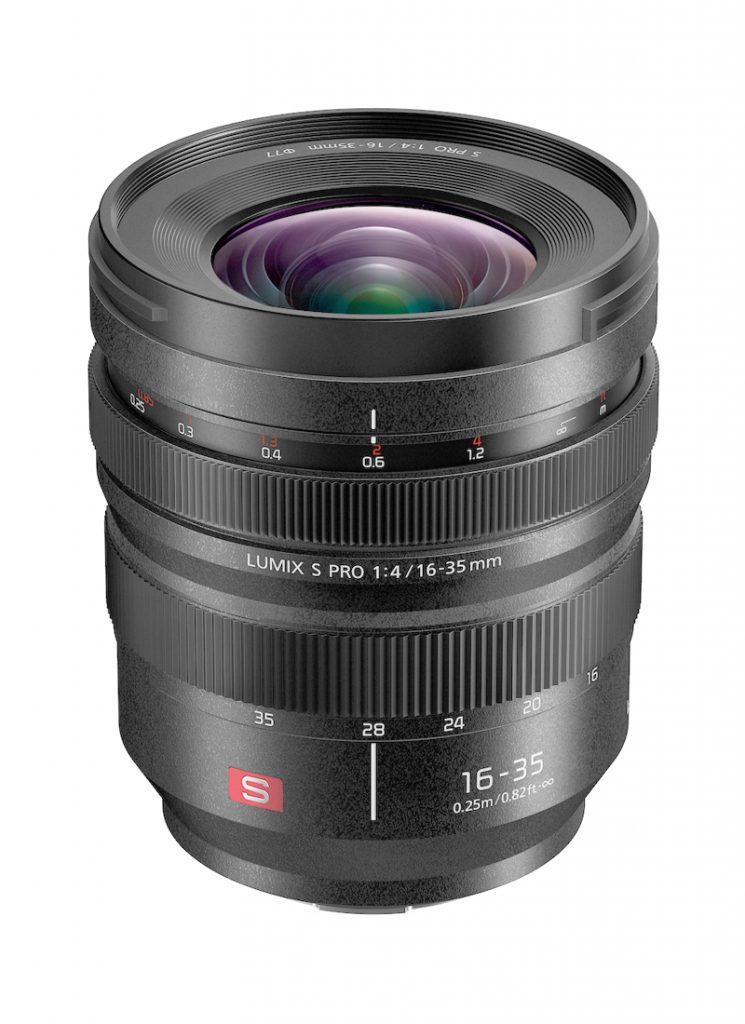 LUMIX S PRO 16-35mm / F4