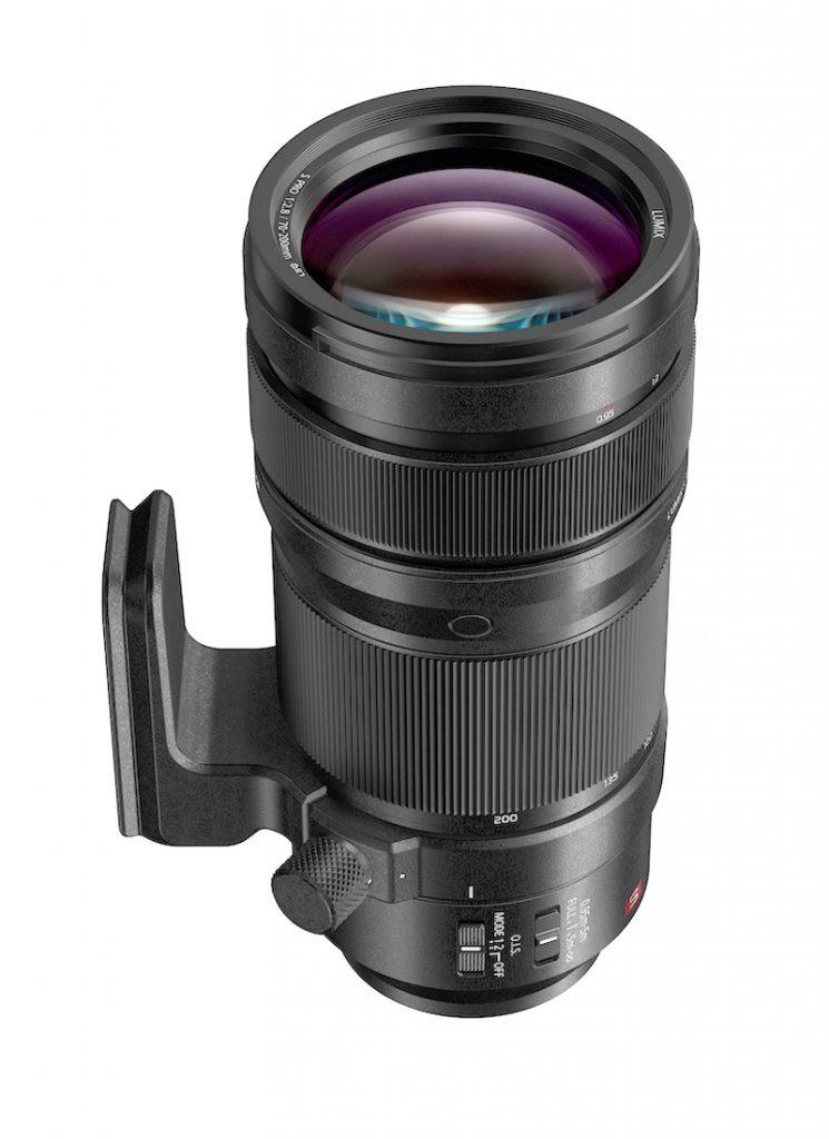 LUMIX S PRO 70-200mm / F2.8 O.I.S.