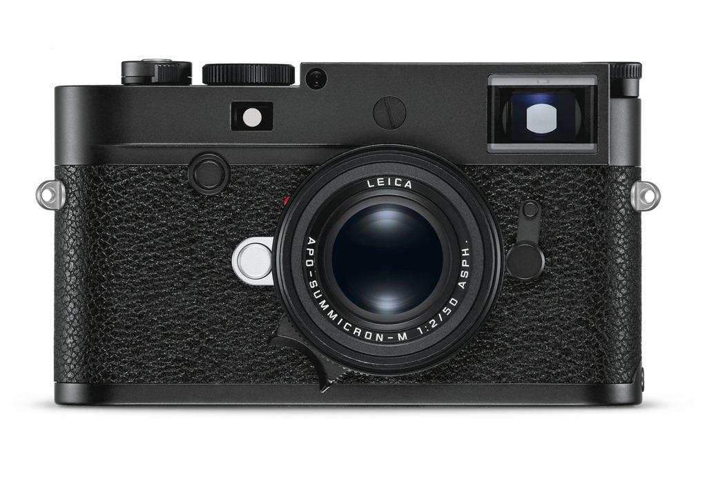Leica M10-P schwarz