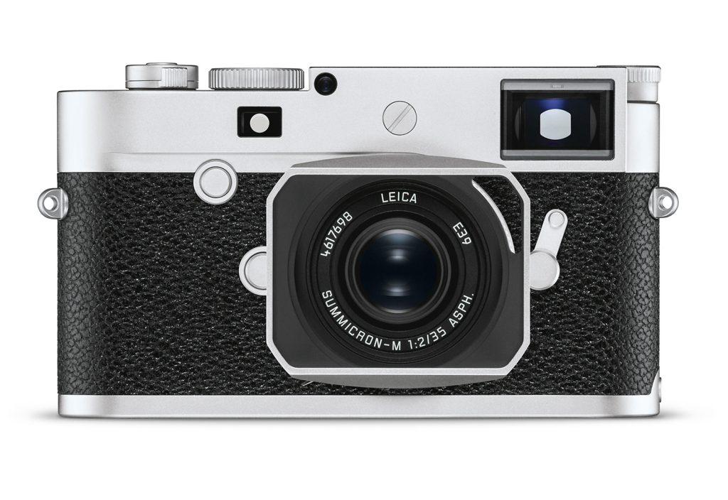 Leica M10-P silver