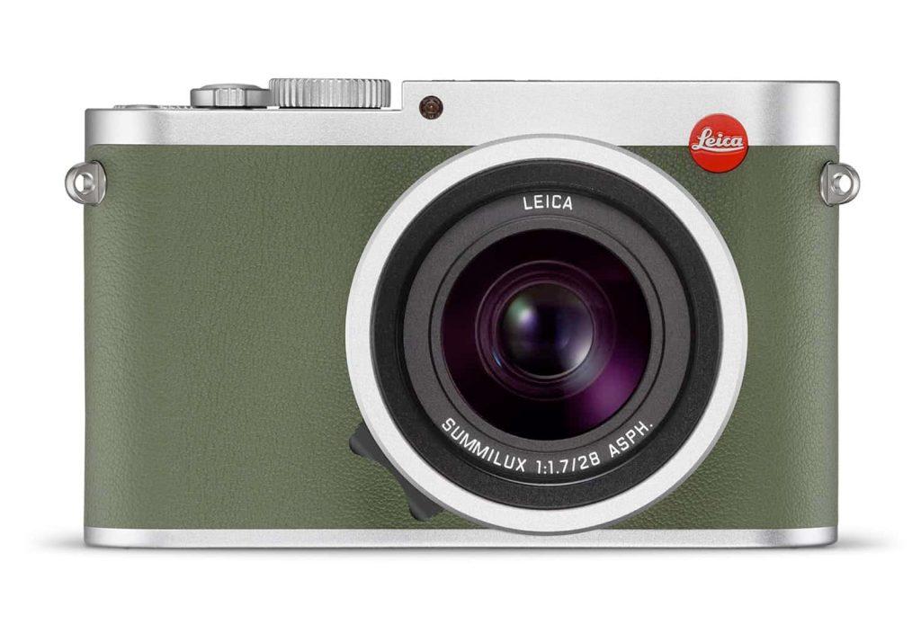Leica Q – limitierte Khaki-Version