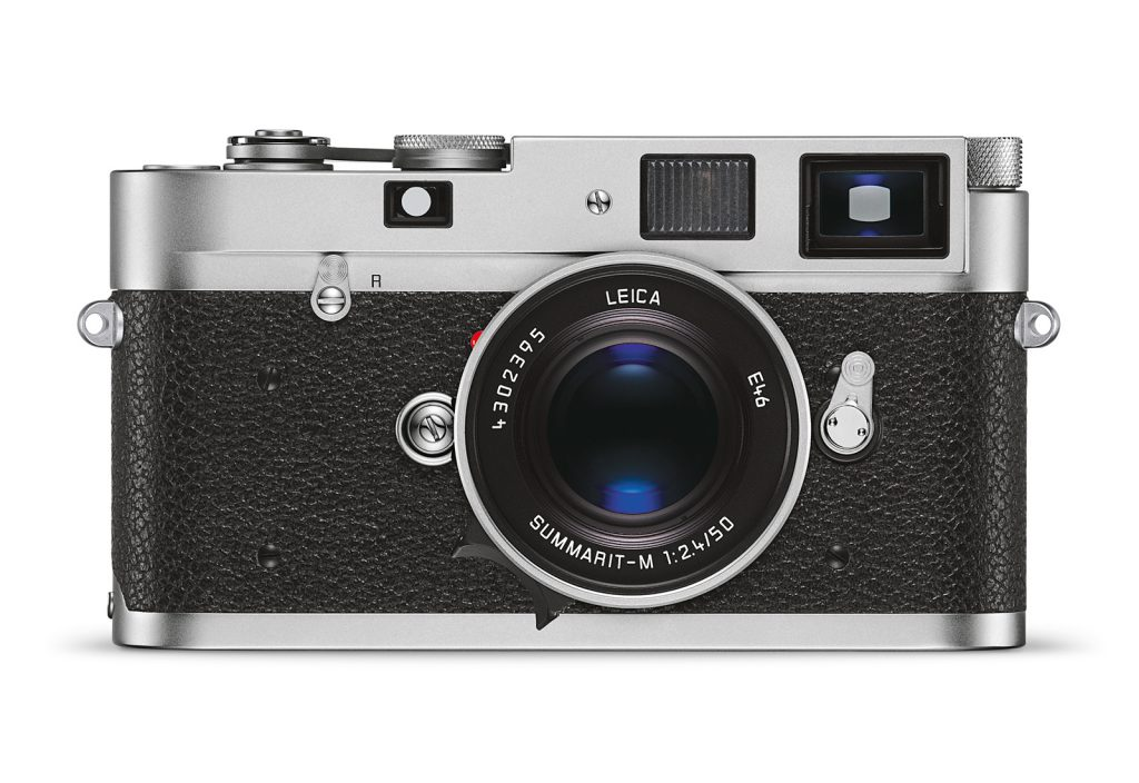 Leica M-A (Typ 127) silbern verchromt