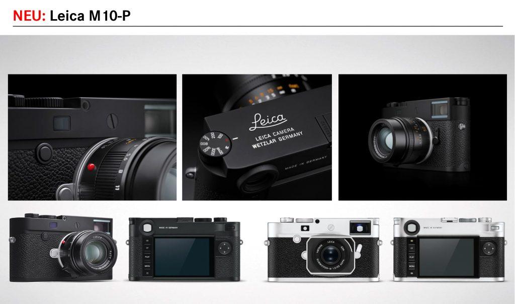 Die leiseste Leica M Kamera mit Touchscreen
