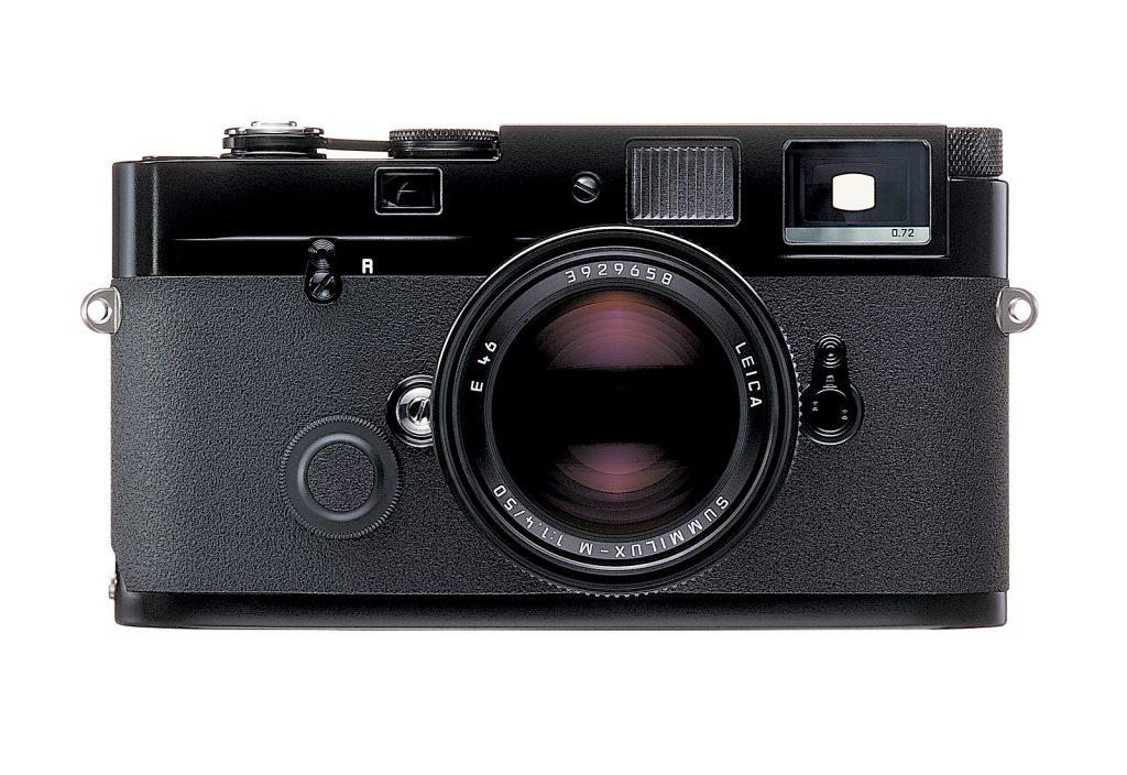Leica MP schwarz