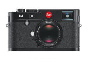Leica M (Typ 240) schwarz