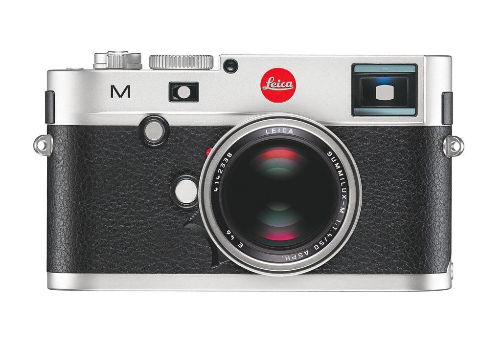 Leica M (Typ 240) silbern verchromt