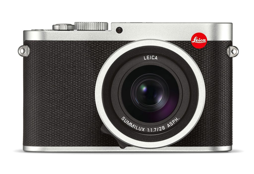 Leica Q - silber