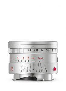 Summarit-M 1:2,4/35mm / silber
