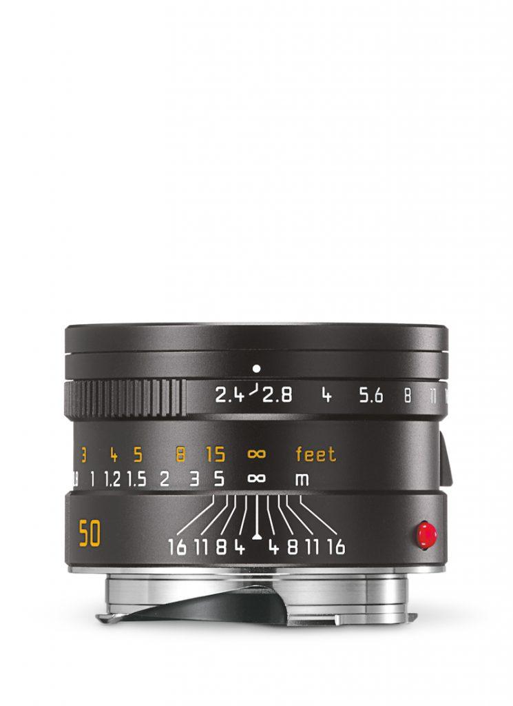 Summarit-M 1:2,4/50mm / schwarz