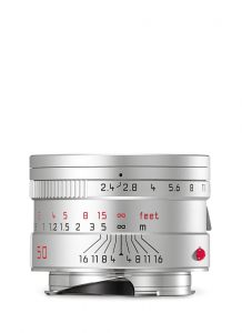 Summarit-M 1:2,4/50mm / silber