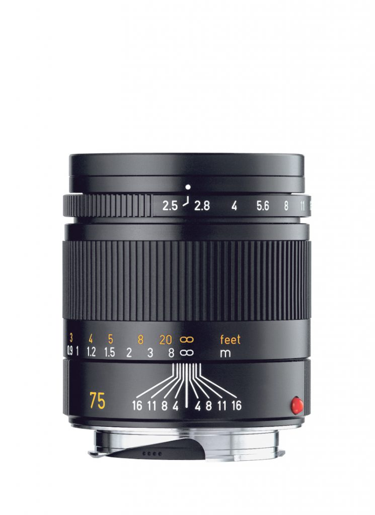 Summarit-M 1:2,5/75mm