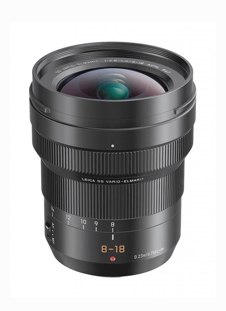 Leica DG Vario-Elmarit 8-18mm f/2.8-4.0 ASPH.
