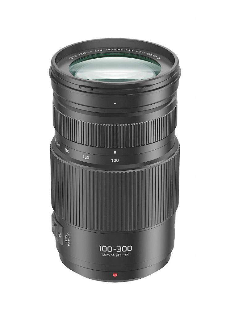 G VARIO 100-300mm f/4.0-5.6 II P O.I.S.