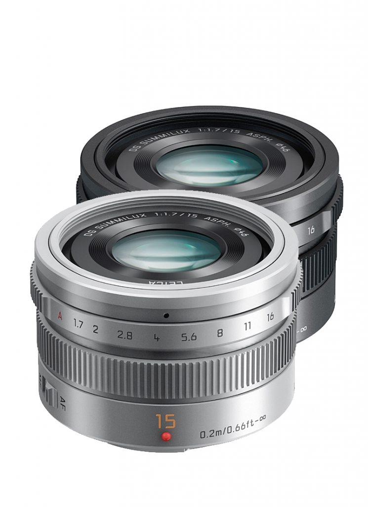 Leica DG Summilux 15mm f/1.7 ASPH.