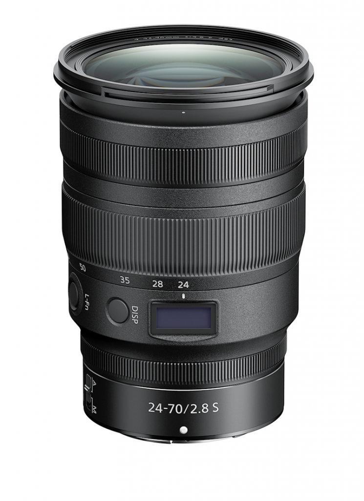 NIKKOR Z 24-70mm f2.8 S