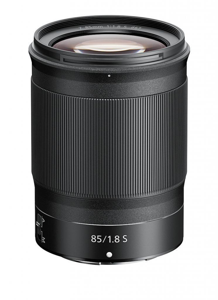 NIKKOR Z 85mm f1.8 S